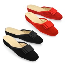 Women's Galla Velvet Slippers