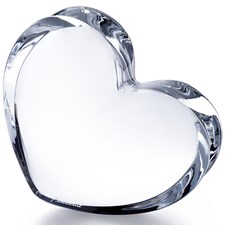 Baccarat Zinzin Heart Collection