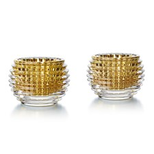 Baccarat Eye Votive Collection, Set of 2