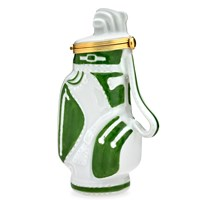 Golf Bag Limoges Box