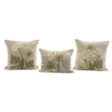 Natural Umbels Pillows