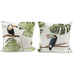 Toucan Tapestry Pillows