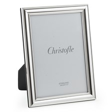 Christofle Albi Sterling Silver Picture Frame Collection