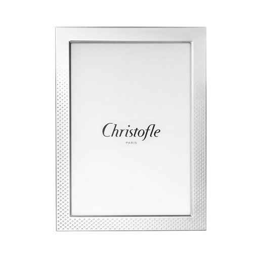 Christofle Collection Club Silverplated Picture Frames