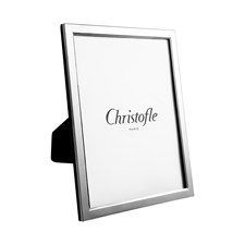 Christofle Uni Silverplated Picture Frame Collection