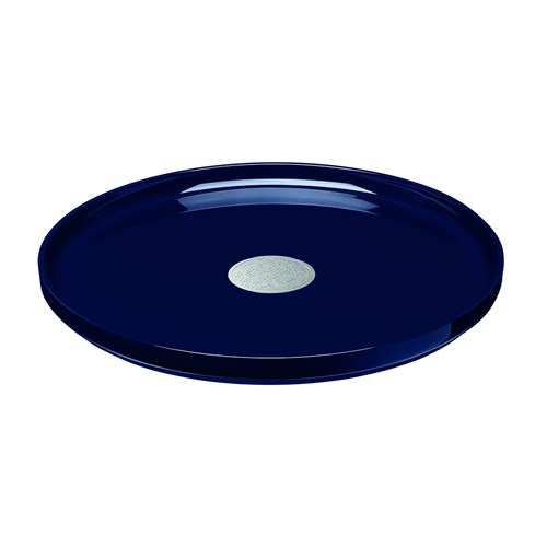 Christofle Constellation Round Trays