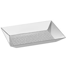 Christofle Constellation Silver Plated Trinket Tray