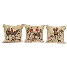 Hunting Tapestry Pillows