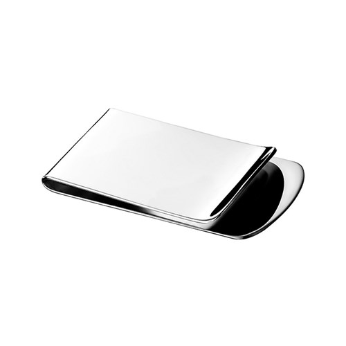 Christofle Uni Silver Plated Money Clip