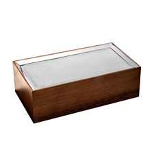 Christofle Madison 6 Silver Plated Storage Boxes