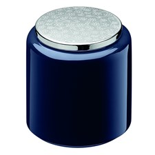 Christofle Constellation Tea Box, Blue