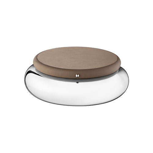 Christofle Collection Club Medium Round Boxes