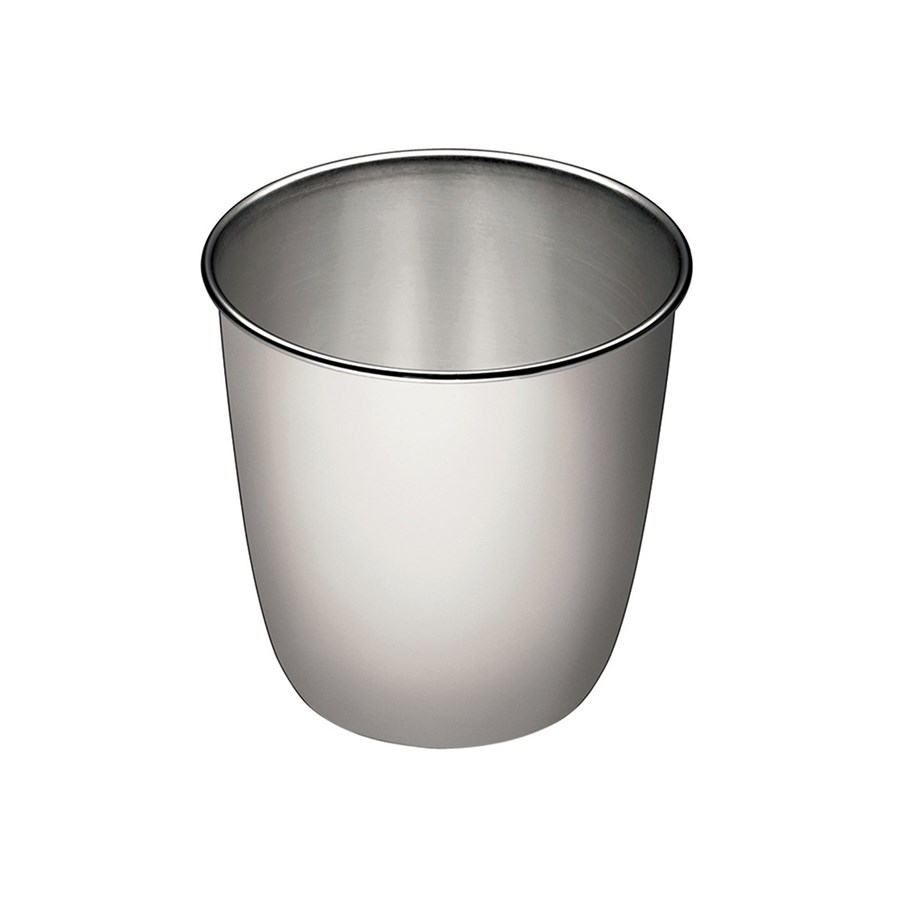 Christofle Fidelio Silverplated Baby Tumbler Cup. Hover to zoom