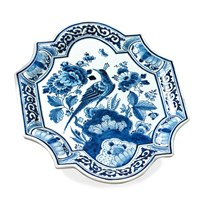 Royal Delft Handpainted Plate