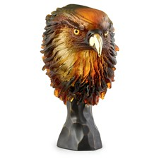 Daum Pâte de Verre Royal Eagle