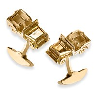 Four-Wheelers Cufflinks