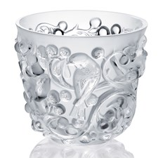 Lalique Avallon Vase