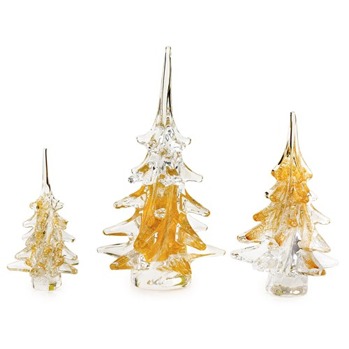 Crystal Tree Sculptures
