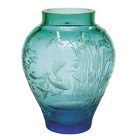 Moser Lake World Vase