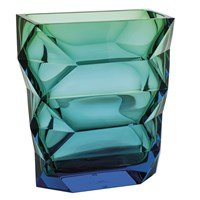 Moser Polygon Vase