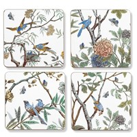 Lochbuie Chinoiserie Design Mats & Coasters