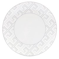 Meissen Royal Palace White with Grey Contour China