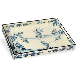 Peking Picnic Lacquered Tray