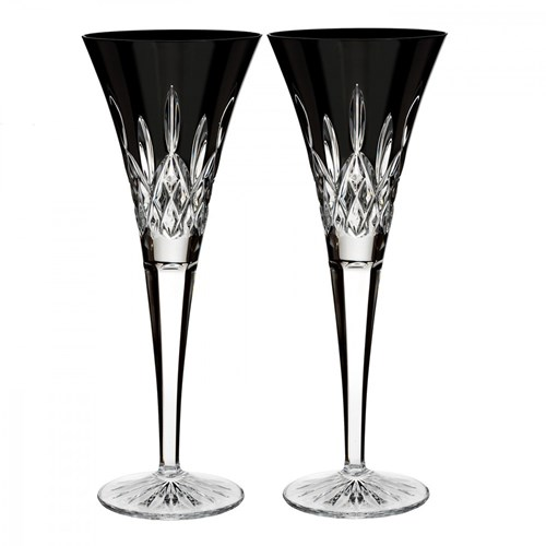 Waterford Lismore Black Collection, Glassware