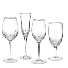 Waterford Lismore Essence Platinum Glassware