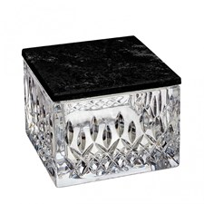 Waterford Lismore Short Stories Collection, Box with Marble Lid
