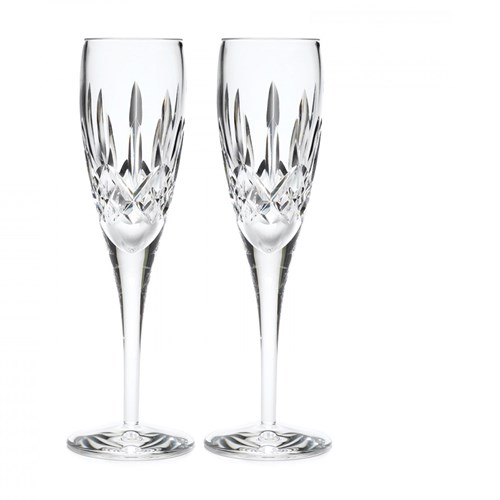 Waterford Lismore Nouveau Collection Glassware, Set of 2