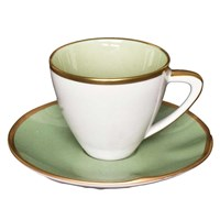 Anna Weatherley Min Green Tea & Espresso Cups