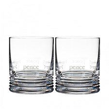 Waterford Short Stories Ogham Collection Glassware
